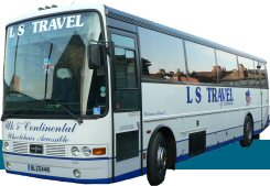 L S Travel coach hire